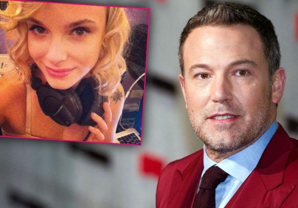 Ben Affleck Reportedly Finds Romance On Dating App - Is He Really Dating Musician Katie Cherry?