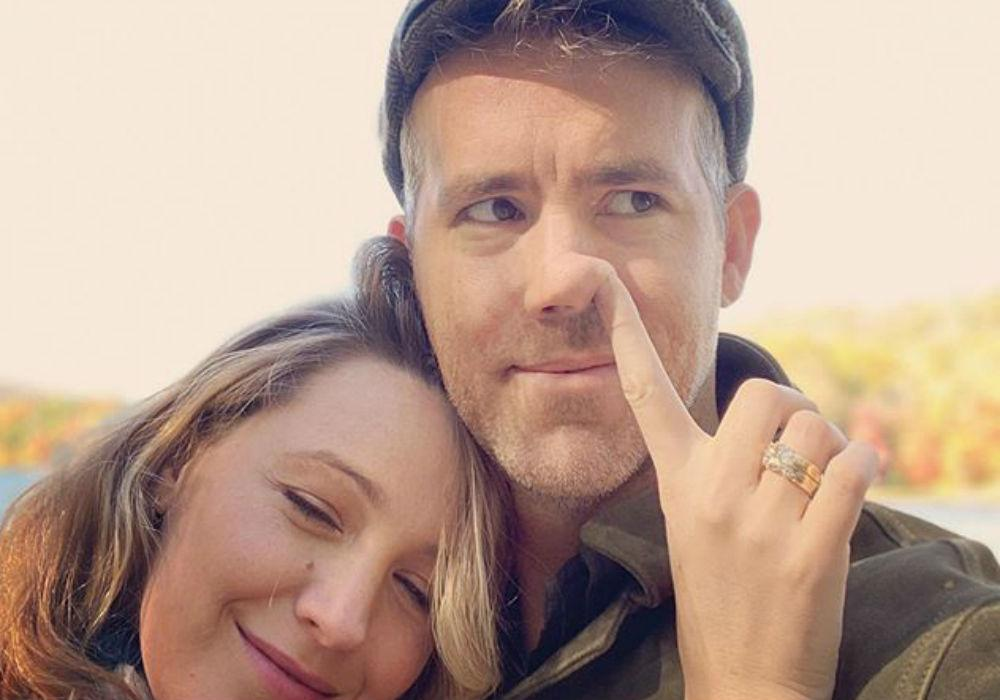 Blake Lively's Birthday Post For Ryan Reynolds Proves Their Marriage Is #RelationshipGoals