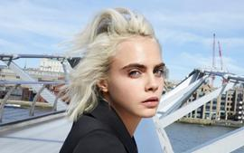Cara Delevingne Astounds With New Burberry Campaign Her Intense