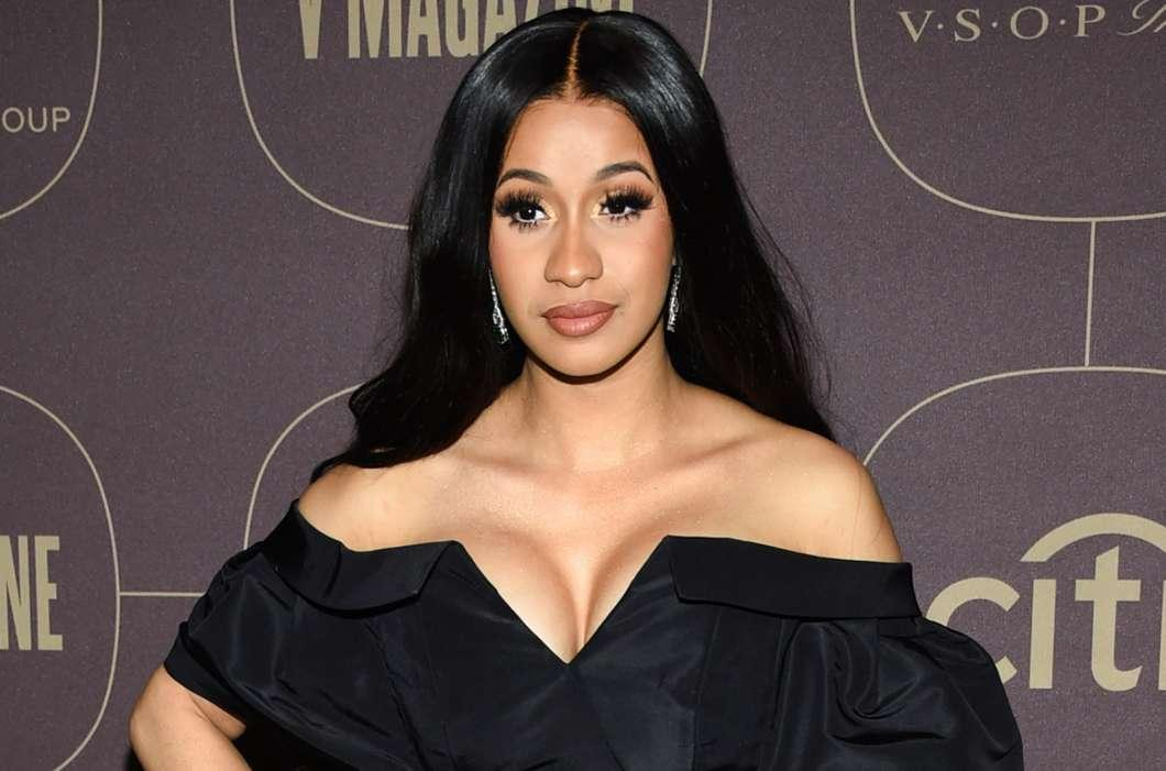Cardi B Claims She Might Name Her New Album After Professional Golfer Tiger Woods