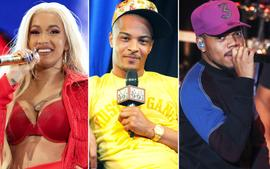 T.I. Discusses Rhythm And Politics With Cardi B And Chance The Rapper