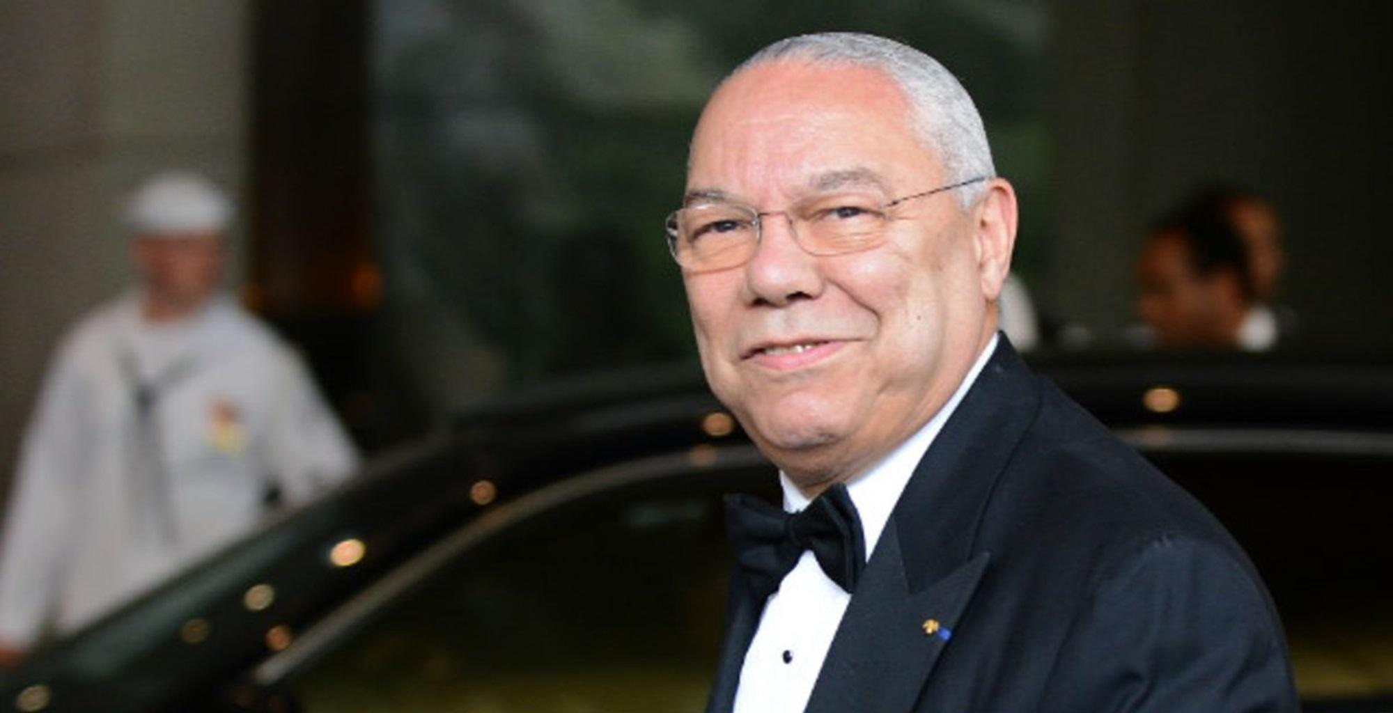 Colin Powell Goes After Donald Trump And Calls On The Republican Party To Speak Out Against The Madness Like Sharpie-Gate
