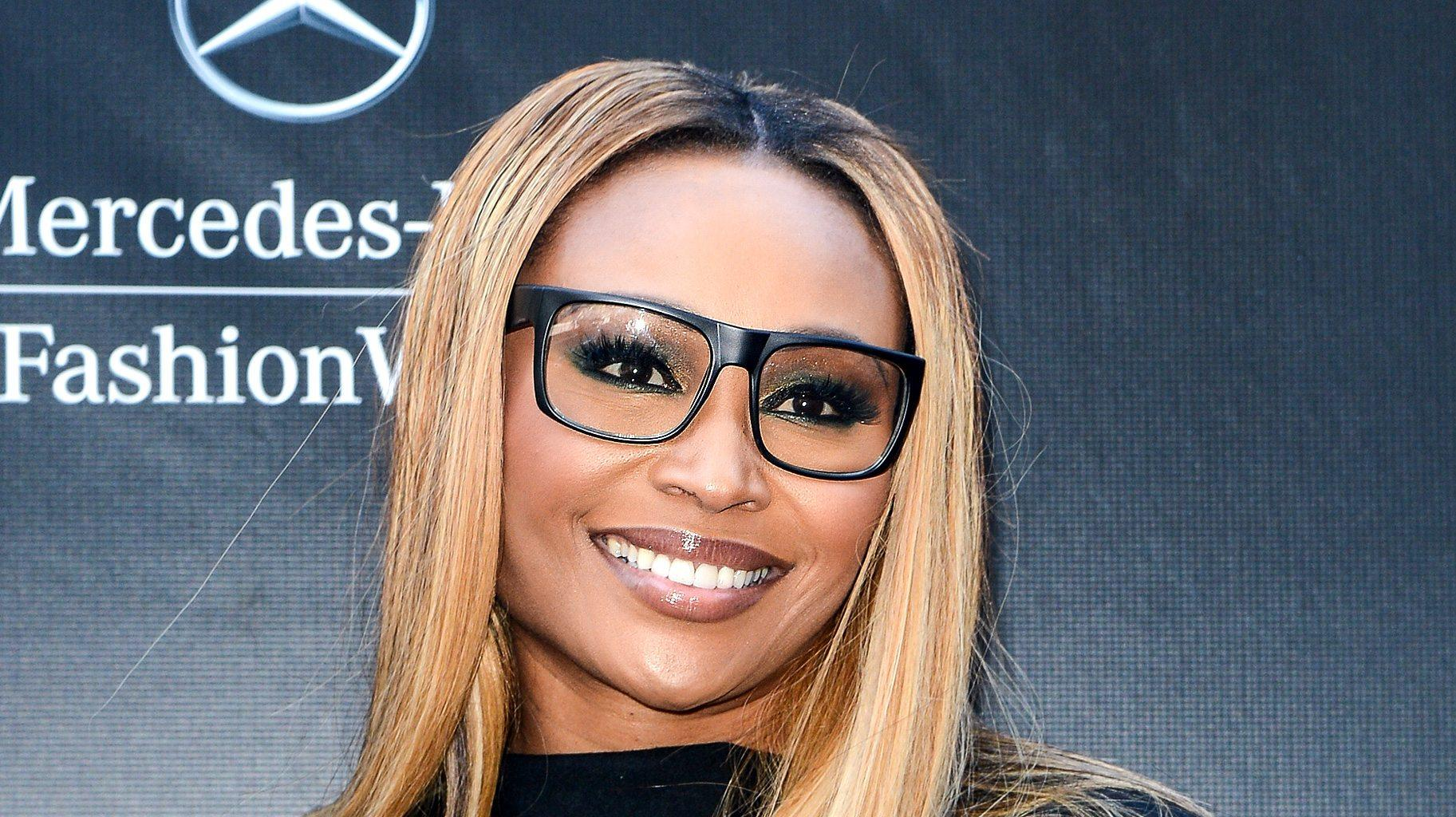 Cynthia Bailey Channels 50 Cent For Halloween - Check Out Her Photo