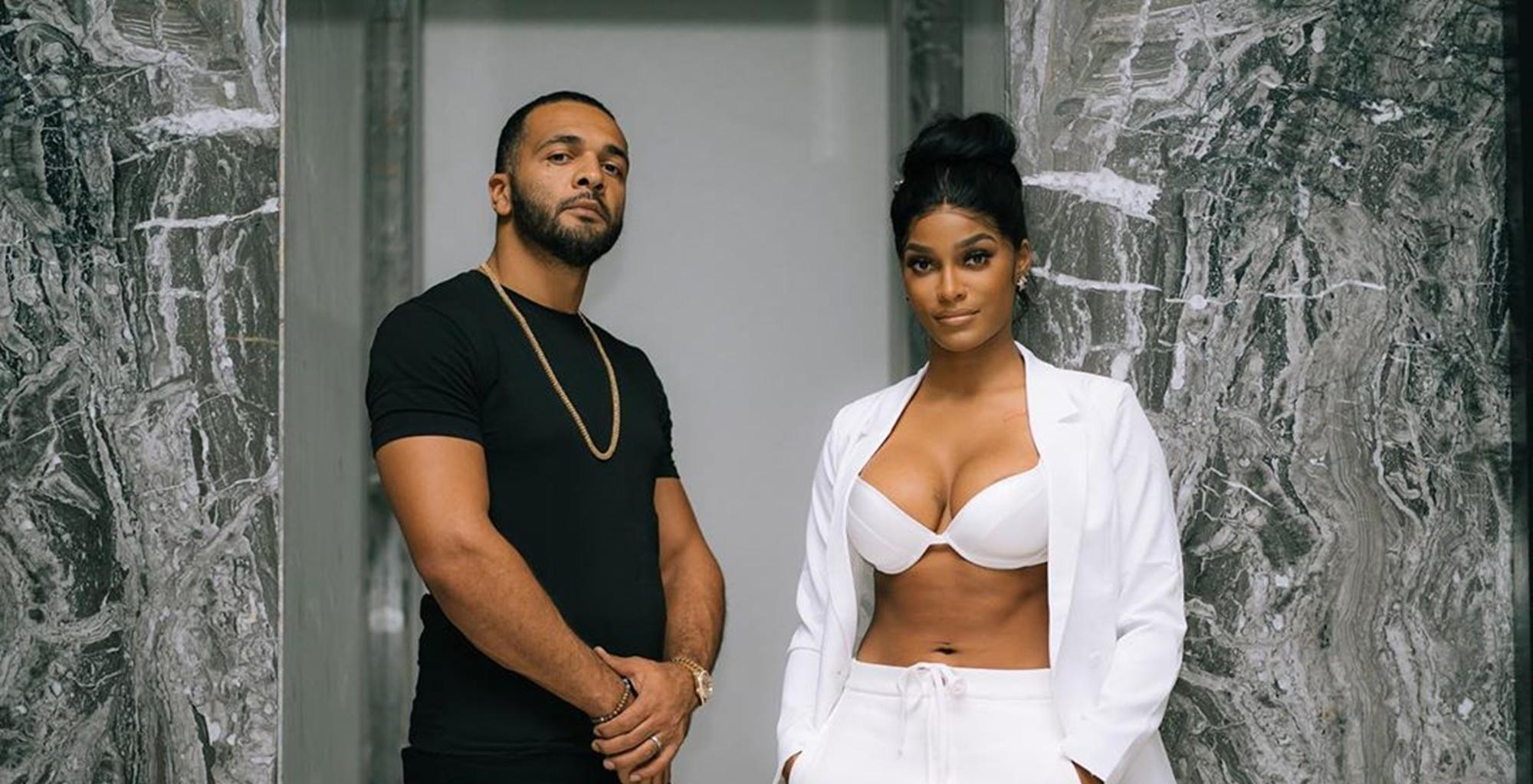 Joseline Hernandez Lands New Reality Show, Stevie J's Ex Celebrates In New Video By Flaunting The Massive Check She Received With Her Special Man