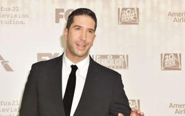 Man Tries To Break Into Home Of David Schwimmer By Throwing Rock Through His Window