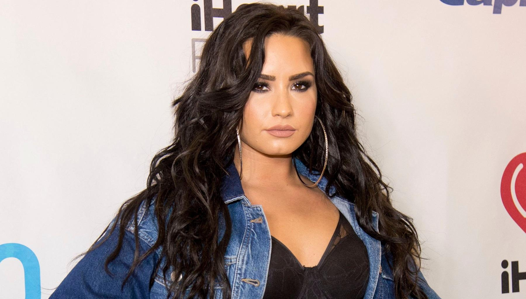 Demi Lovato Shares Powerful Photos From Her Trip To Israel Where She 'Had A Connection To God'
