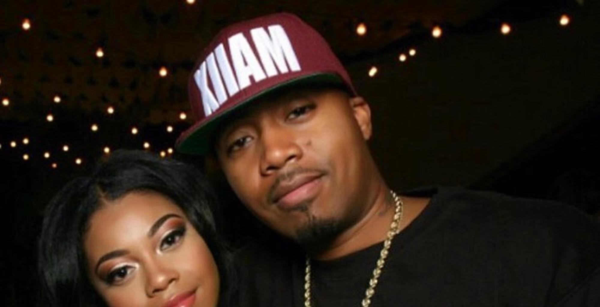 Nas' Daughter, Destiny Jones, Debuts Stunning Red Hair For Fall In New Photo And Opens Up About Her Days In High School