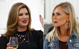 Tamra Judge Slams Emily Simpson For Supposedly 'Playing The Victim' After Being Called 'Obese'