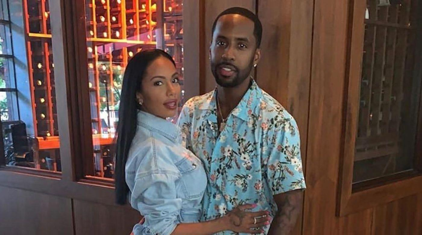 Erica Mena Shares The Video From The Gender Reveal Party And Safaree Is Crazy With Joy