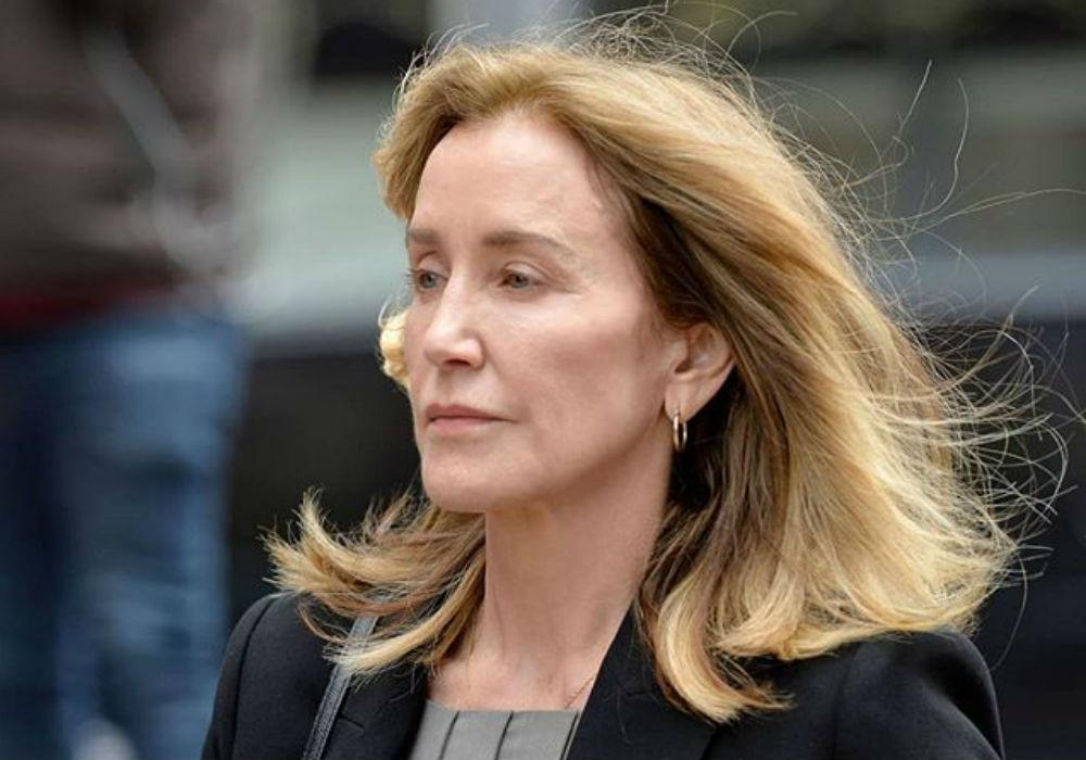 Felicity Huffman Out Of Prison After Serving Less Than Two Weeks
