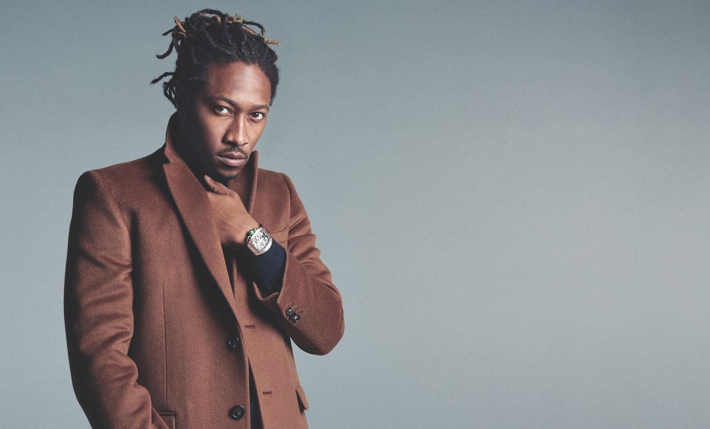 Future Channels His Drama Into Music: 'I Don't Know Her Name But She Had My Child'