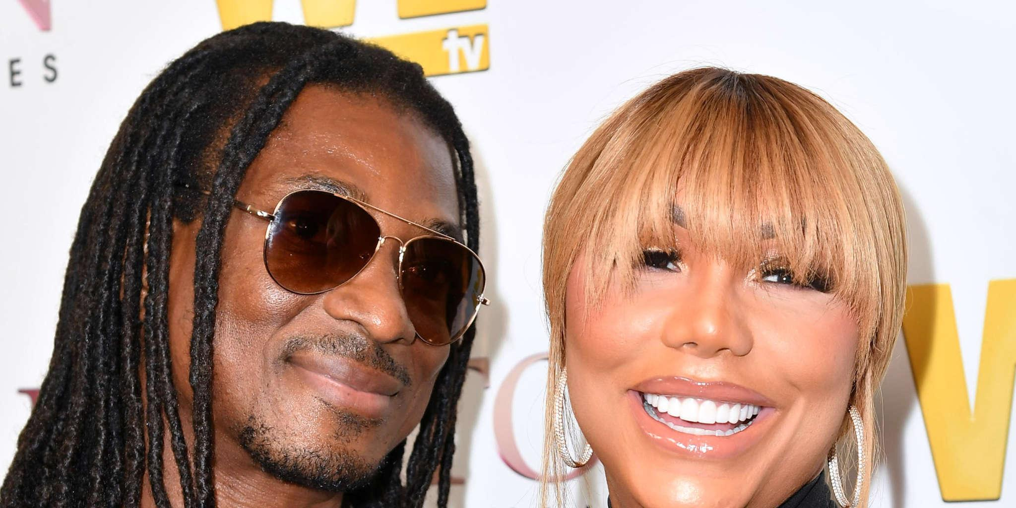 David Adefeso Had A Terrific Time With Tamar Braxton At An Annual Gala In Beverly Hills
