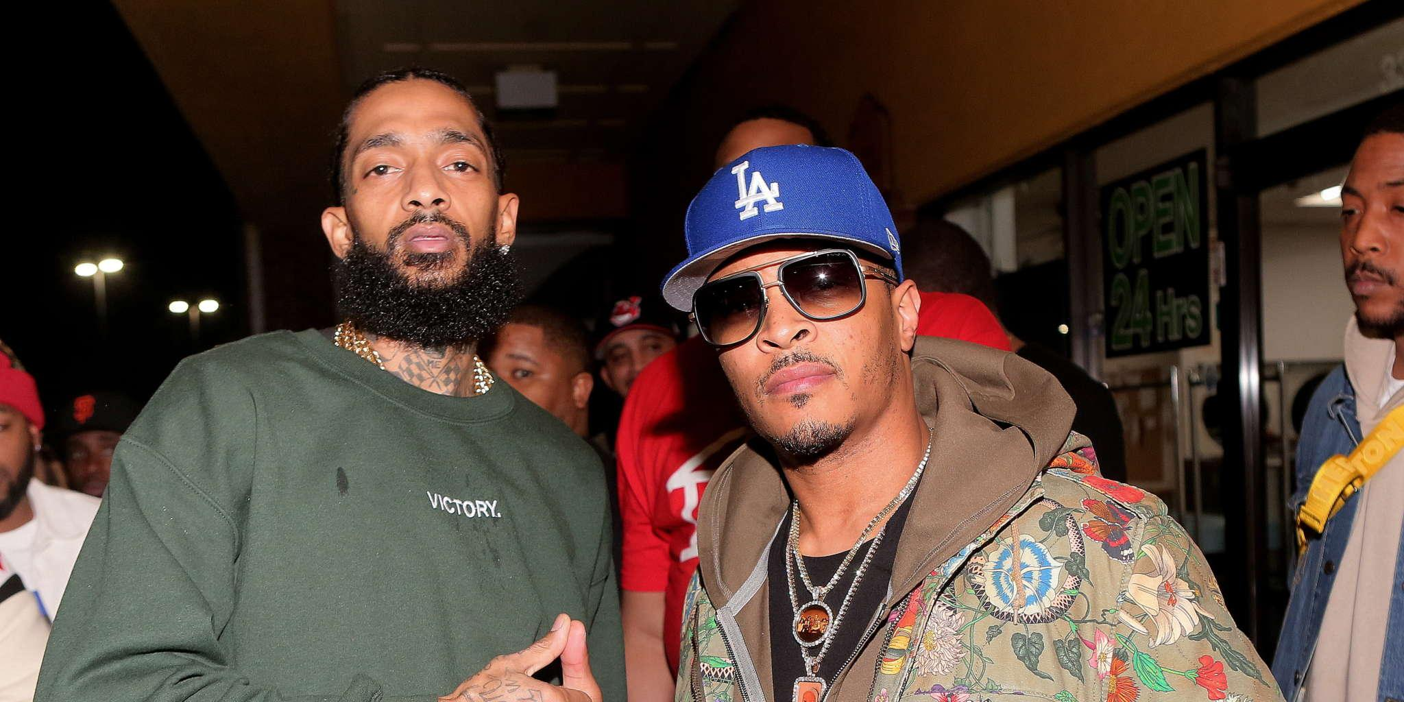 T.I. Impresses Fans With A Video Featuring Nipsey Hussle - Check It Out Here