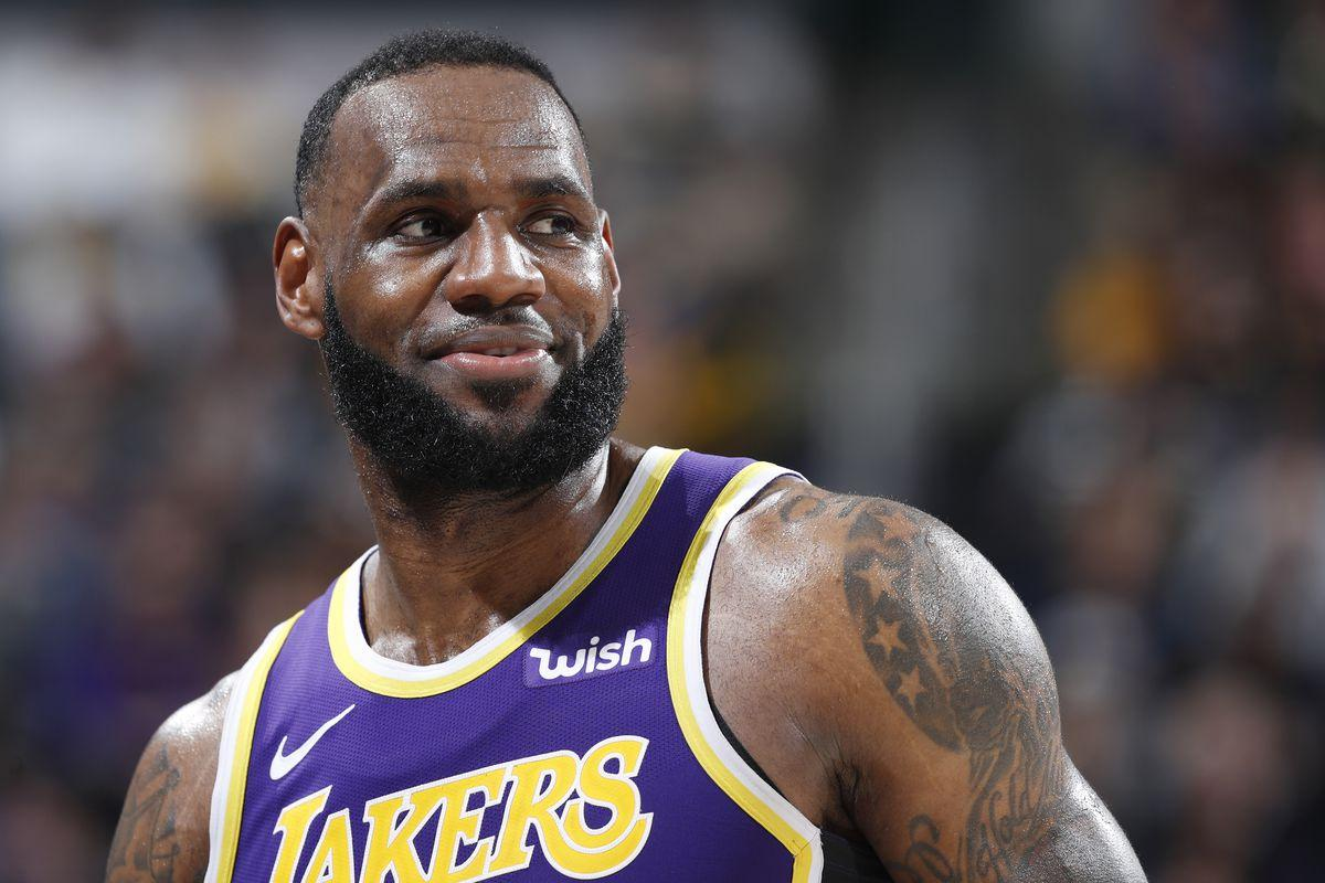 LeBron James Sent A Taco Truck To Help Feed First Responders Fighting Wildfires Out In California
