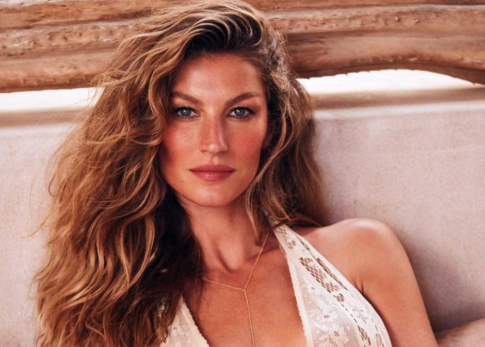 Gisele Bundchen Talks The Importance Of Your Thoughts For Happiness