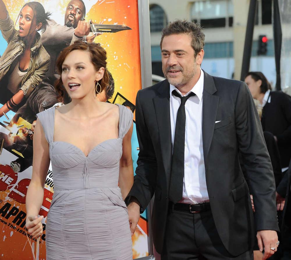 Hilarie Burton And Jeffrey Dean Morgan Get Married In Secret Ceremony
