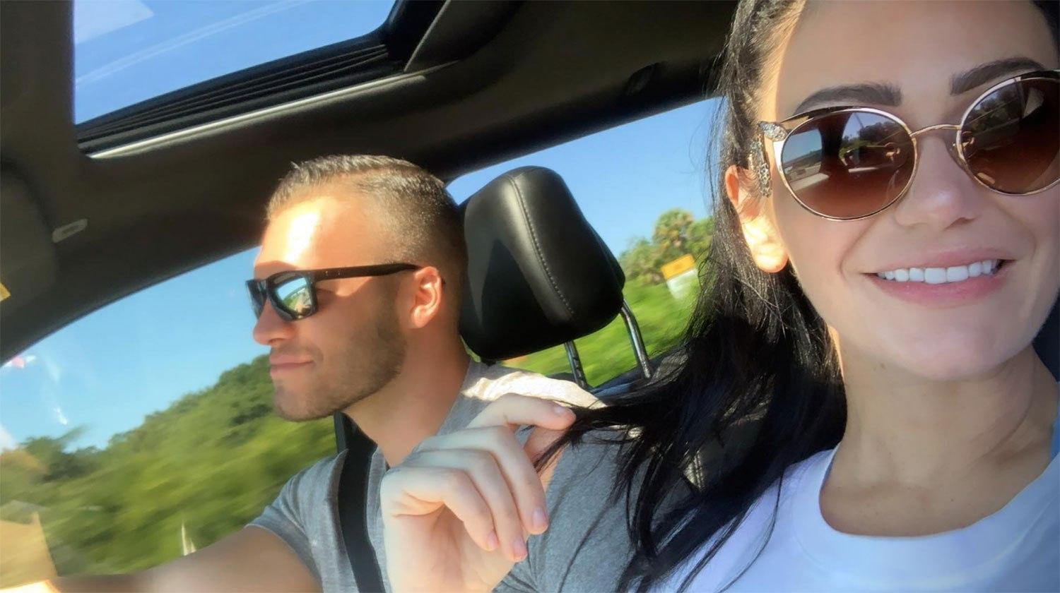 Heartbroken JWoww Dumps New Boyfriend After Watching Him Flirt With Co-Star