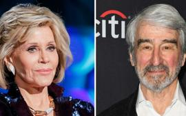 Jane Fonda And Sam Waterston Arrested At Washington D.C. Climate Change Protest