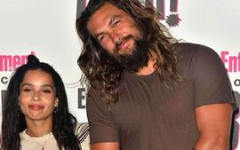 Jason Momoa Gushes Over Stepdaughter Zoe Kravitz After Landing The Role Of Catwoman In The Upcoming Batman Movie - 'So Proud!'