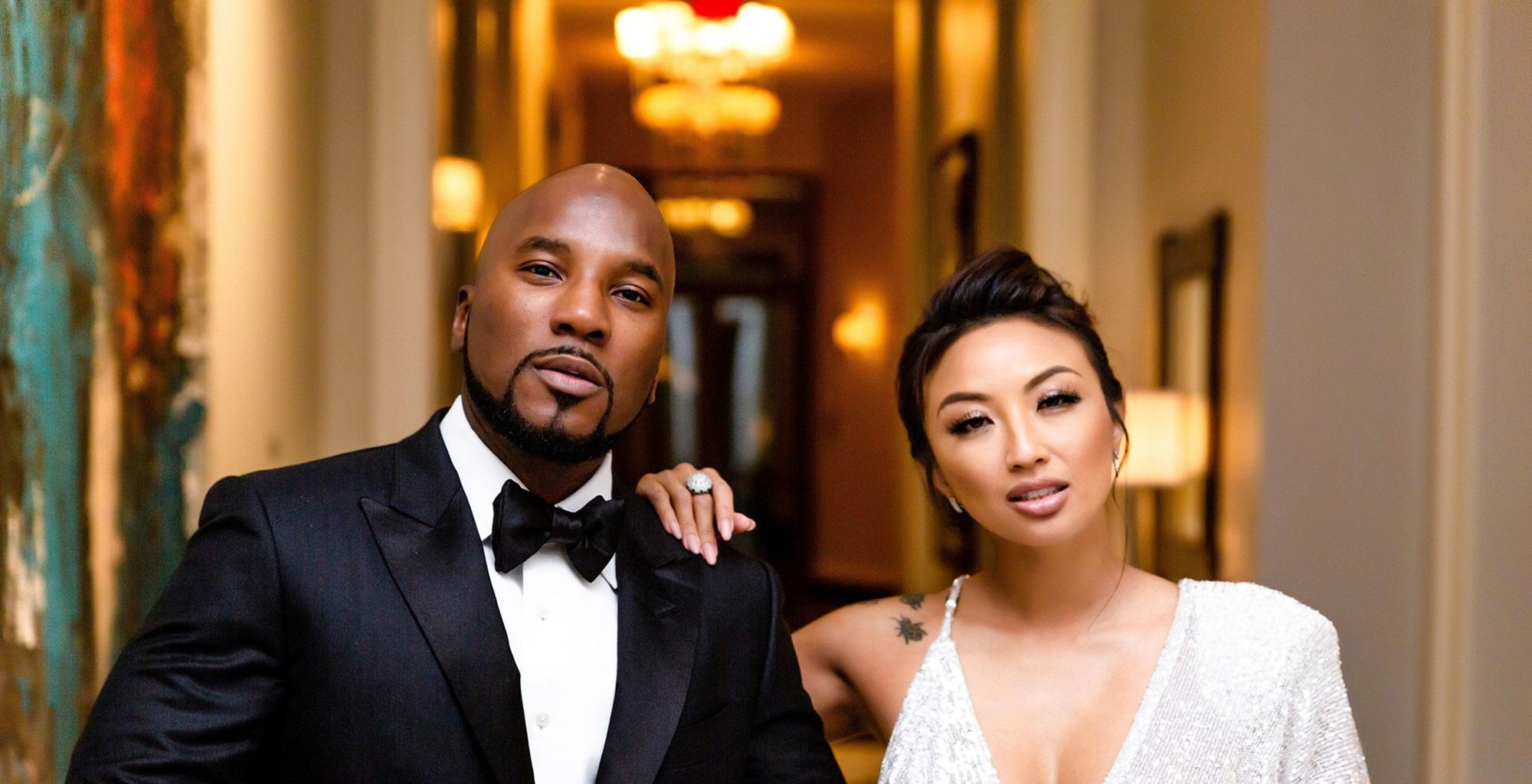 Jeannie Mai Shows Mad Love To Jeezy With New Photos -- And Jokes About Getting Pregnant