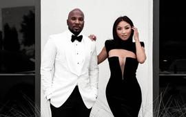 Jeannie Mai Takes On The Role Of Ride-Or-Die Chick In New Photos With Boyfriend Jeezy