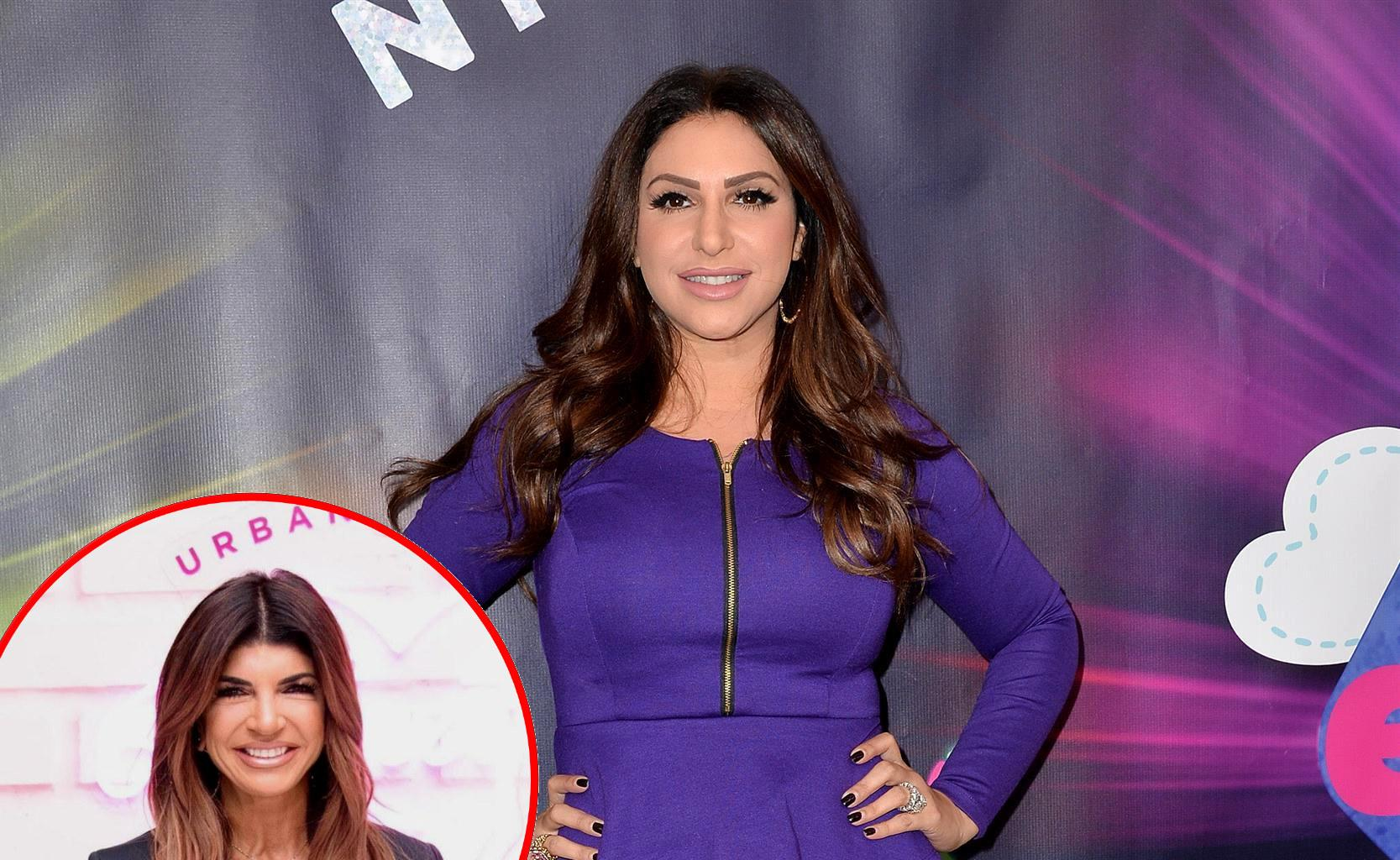 Jennifer Aydin Reveals Her Friend Teresa Giudice Has Been 'Stressed' Over Husband Joe Moving To His Native Italy