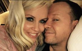 Jenny McCarthy Shares TMI About Airport Hook Ups With Husband Donnie Wahlberg