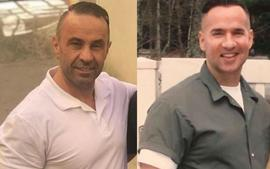 Joe Giudice And Mike Sorrentino Are Twinning With Their Prison Weight Loss And Fans Are Here For It