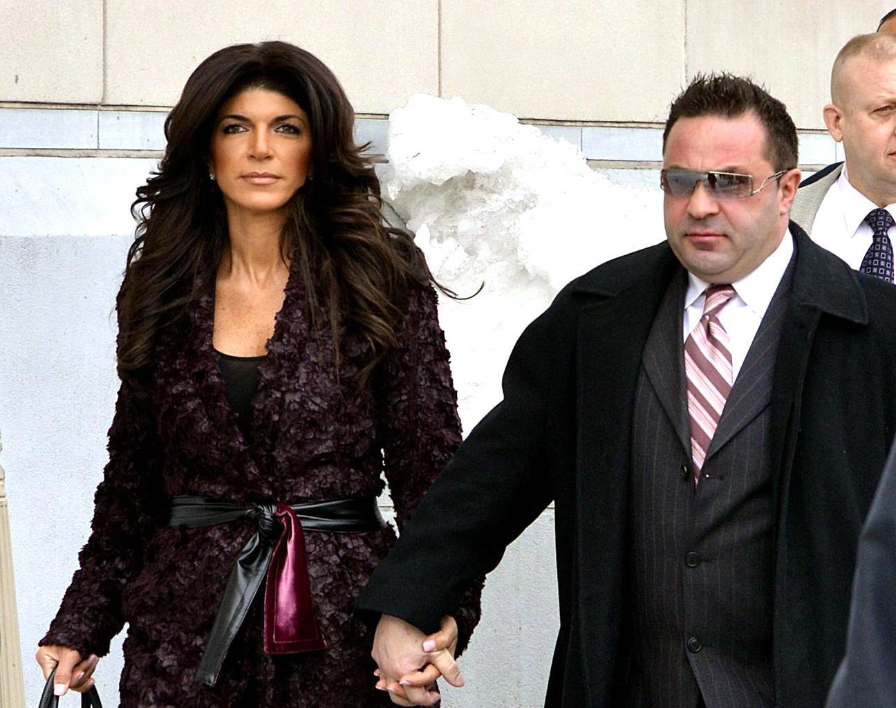 Teresa Giudice Is Yet To Decide Where Her Relationship With Joe Is Going As He Leaves For His Native Italy!