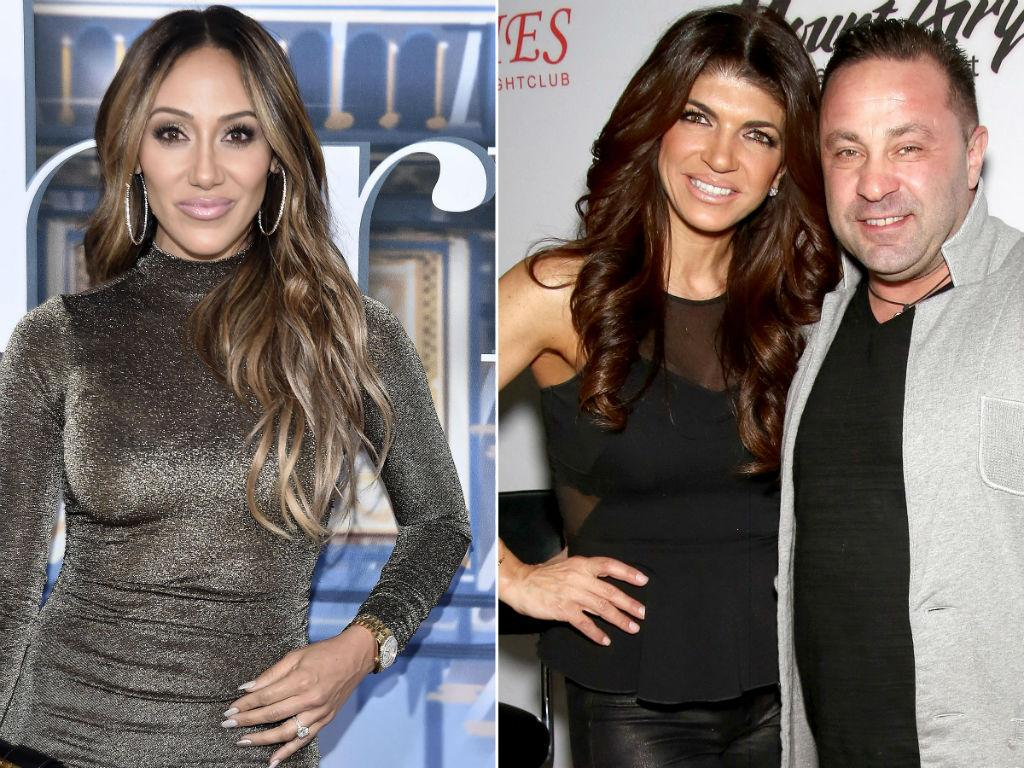 Melissa Gorga Shares Thoughts On Status Of Teresa And Joe Giudice Relationship After Andy Cohen Interview