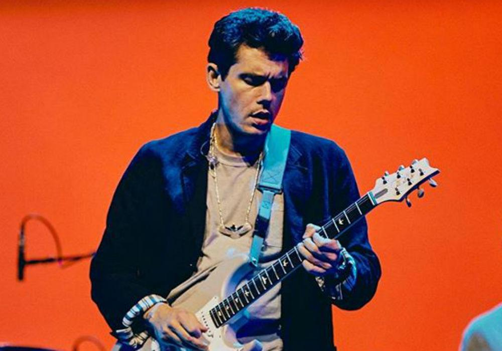 John Mayer Posts Throwback Video Of His 1995 High School Graduation Performance