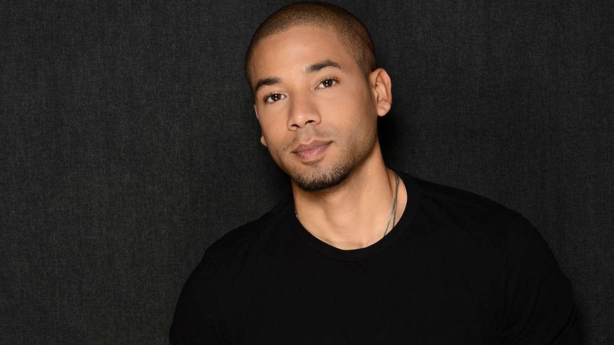 Jussie Smollett Responds To News Of A Young Boy Faking A Hate Crime