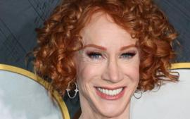 Kathy Griffin Reacts After Viral Spoof Video Of Donald Trump Killing Her And Many Of His Opponents Is Released
