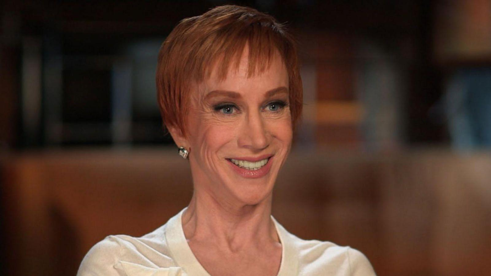Kathy Griffin Talks About Being Blacklisted -- Here's What She Said About Anderson Cooper And Frenemy Andy Cohen