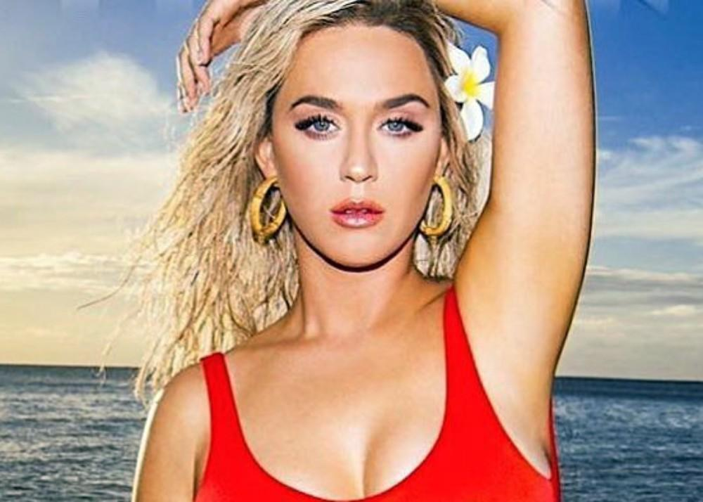 Katy Perry Shares Photo From Harleys In Hawaii On Her Thirty-Fifth Birthday — Engaged To Orlando Bloom And She's Never Felt More Alive