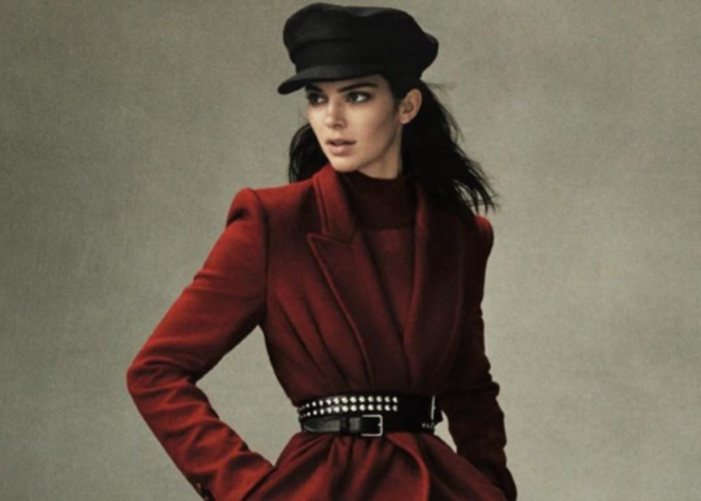 Kendall Jenner Showcases Must Have Coats For Vogue