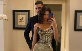Kendall Jenner Sparks More Fai Khadra Dating Rumors After The Pair Went To The Biebers' Wedding And Dinner Over The Weekend