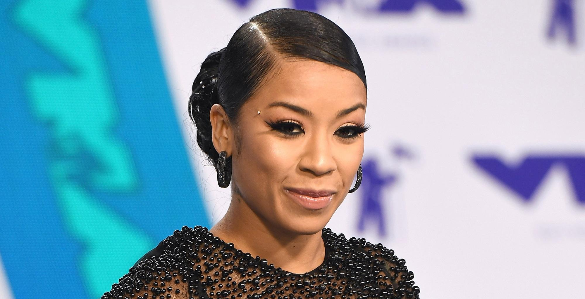 Keyshia Cole Gives A Glimpse At Her Post-Pregnancy Body In New Photo While Showing Love And Support To Mary J. Blige
