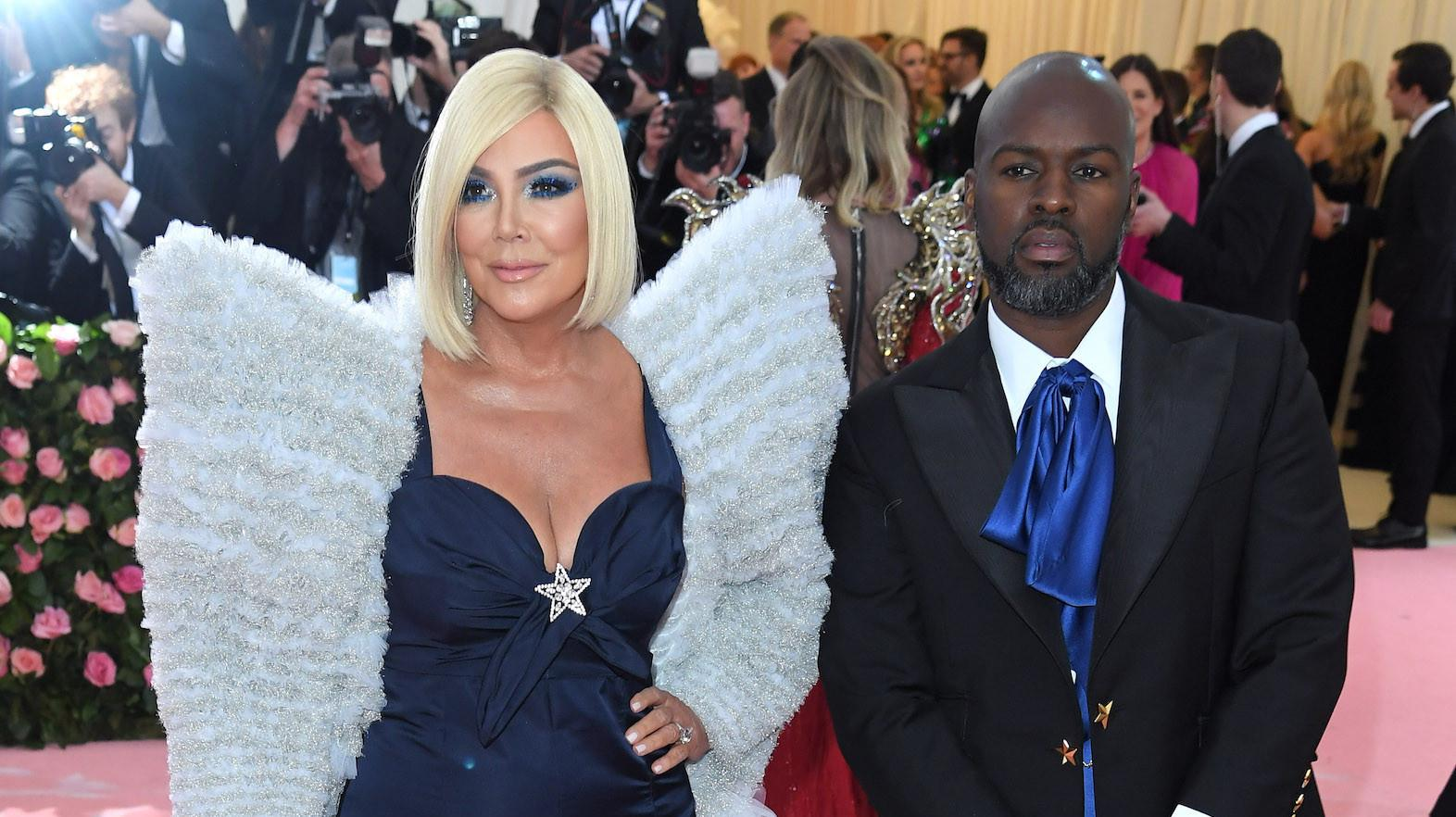 KUWK: Kylie Jenner And Momager Kris' Man Corey Gamble Grind Together During Night Out - Check Out The Vid!