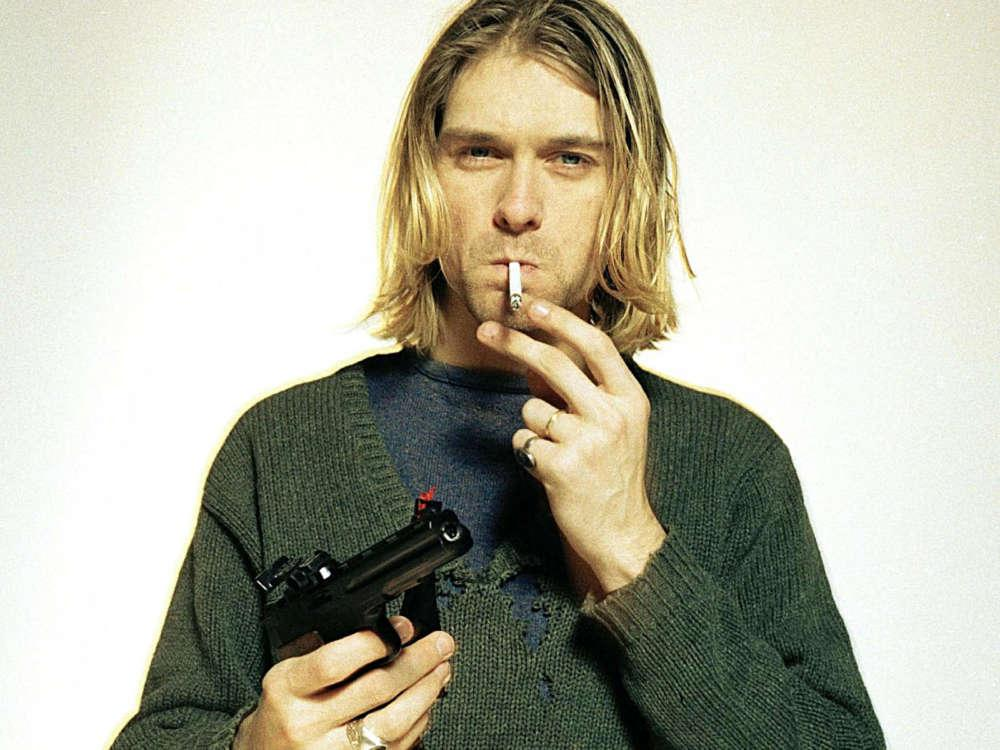 The House Kurt Cobain Committed Suicide In Just Went Up For Sale And The Price Is Extremely High