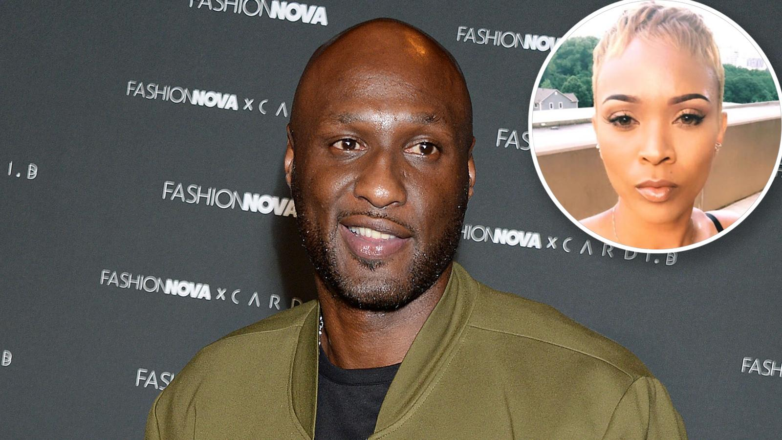 Lamar Odom Reveals He Wants To Have 'Twin Boys' With Girlfriend Sabrina Parr!
