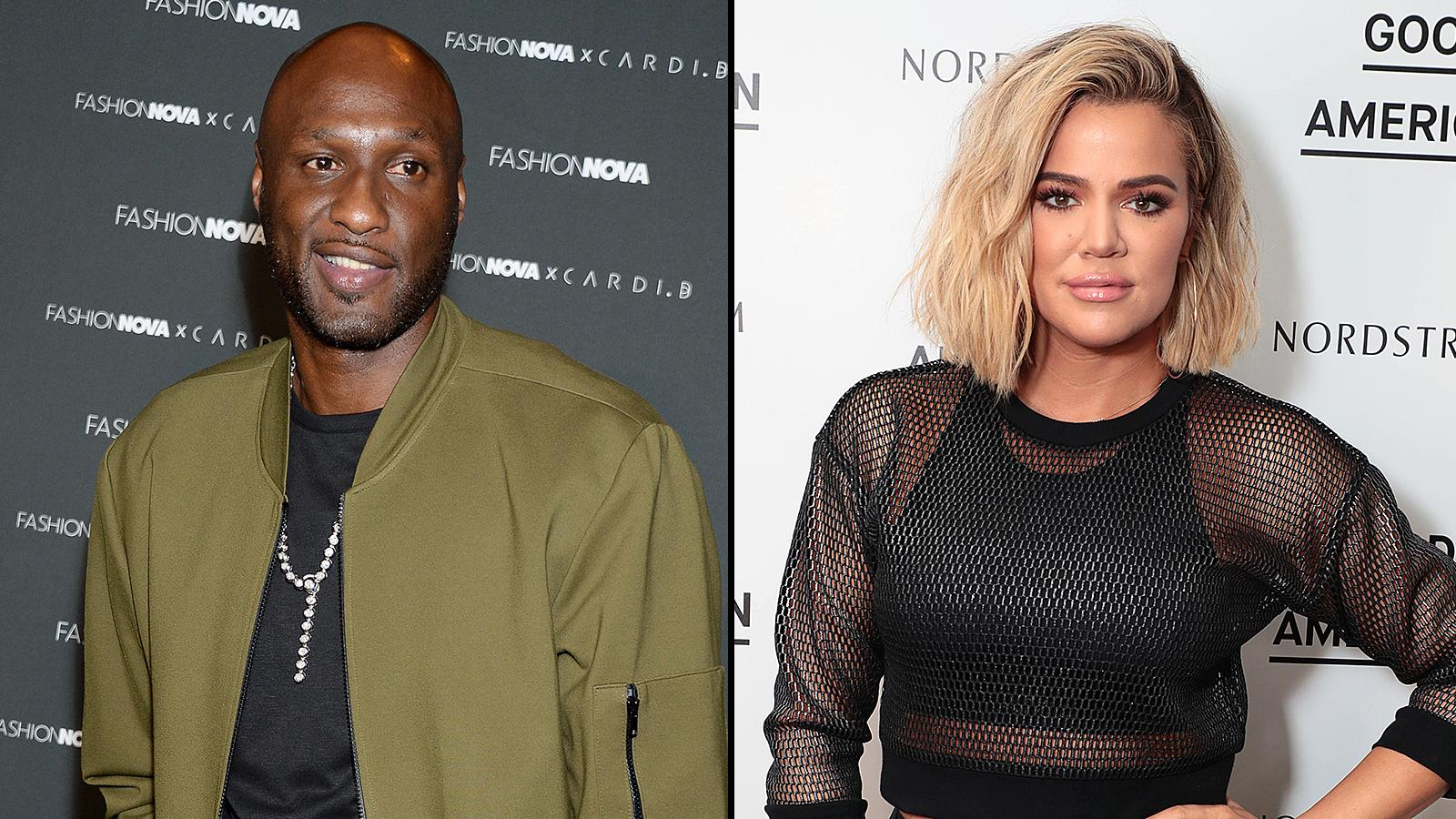 KUWK: Lamar Odom Raves Over His New Girlfriend For Being 'All Natural!' - Shading Ex Khloe Kardashian?