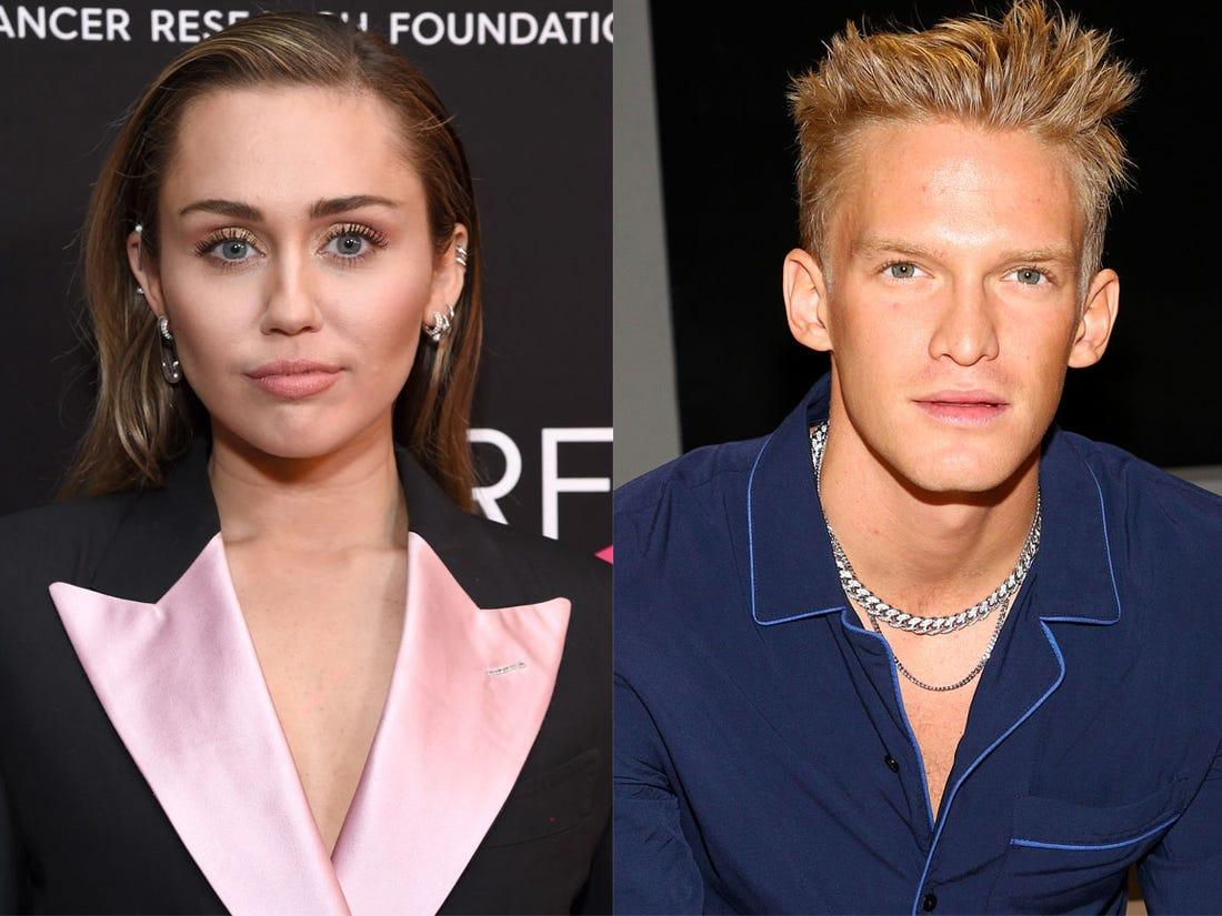 Cody Simpson Flaunts His New Fling With Miley Cyrus -- He's Always Wanted To Date Her!