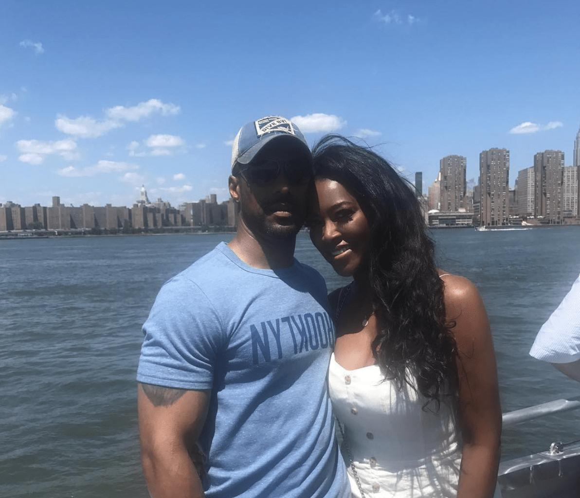 Marc Daly Allegedly Had 'Multiple Affairs' During The Two Short Years He Has Been Married To Kenya Moore