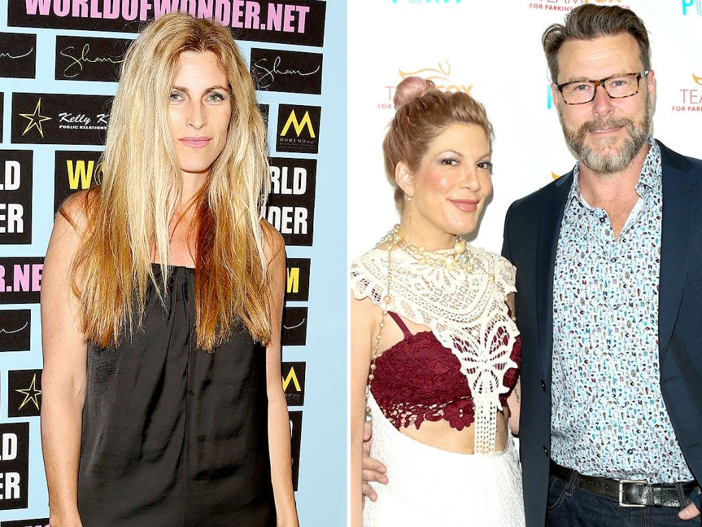 Mary Jo Eustace Dishes Making Peace With Ex Dean McDermott And Tori Spelling For Sake Of Son Jack