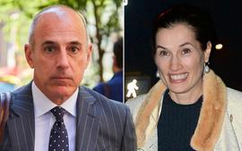 Matt Lauer's Ex-Wife Annette Roque Reportedly Regrets Not Divorcing Him Sooner