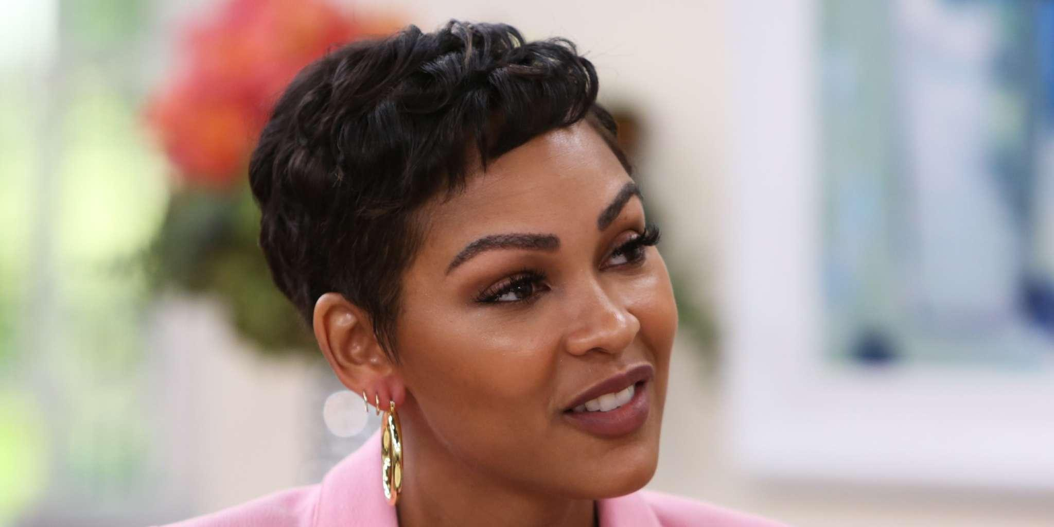 Meagan Good Shocks Fans In New Photos Where She Appears Much Lighter -- Did The Actress Bleach Her Skin?