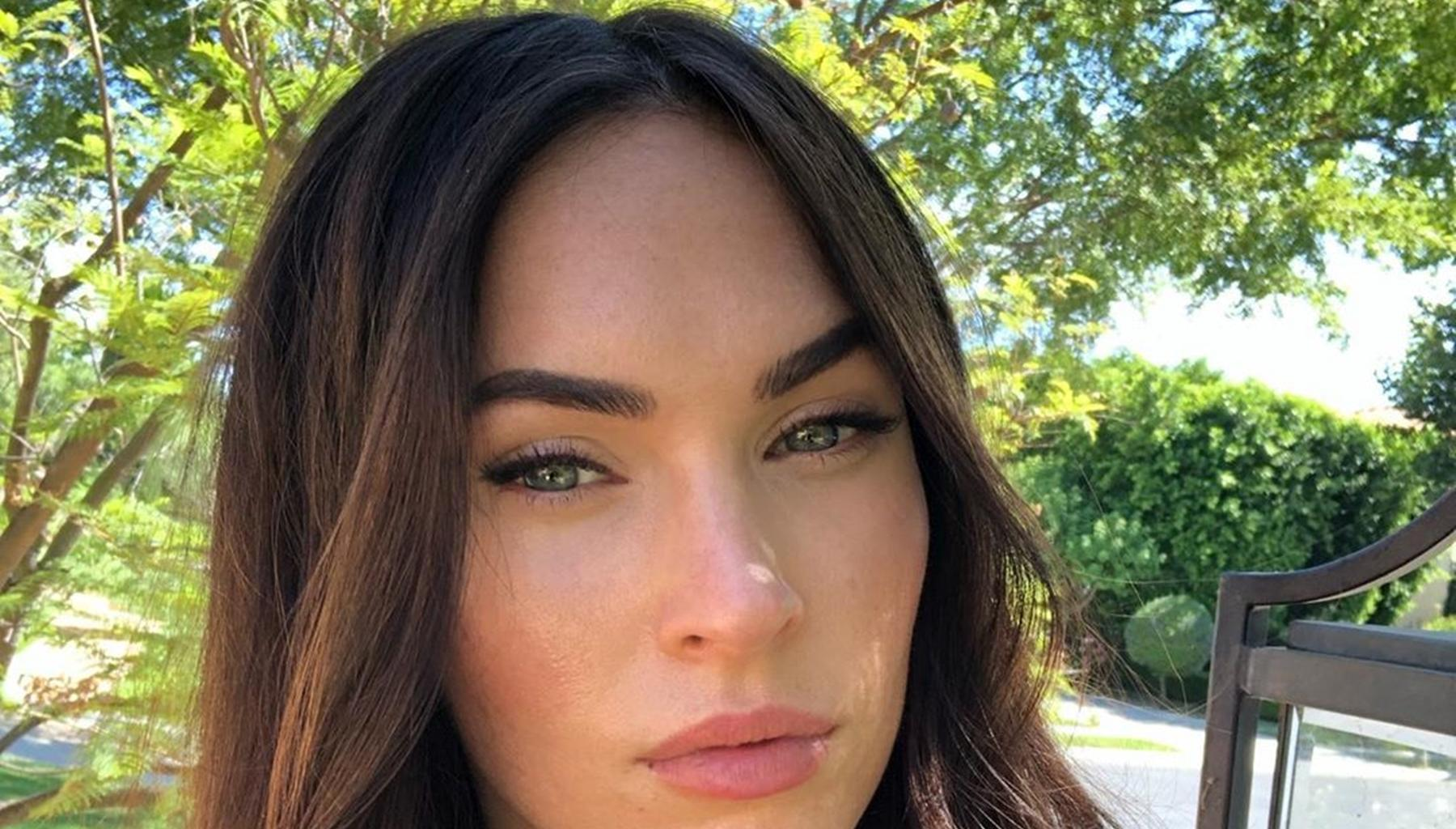 Megan Fox Posts Never-Before-Seen Photos Of Her Three Children -- Journey, Bodhi, And Noah -- With Husband Brian Austin Green