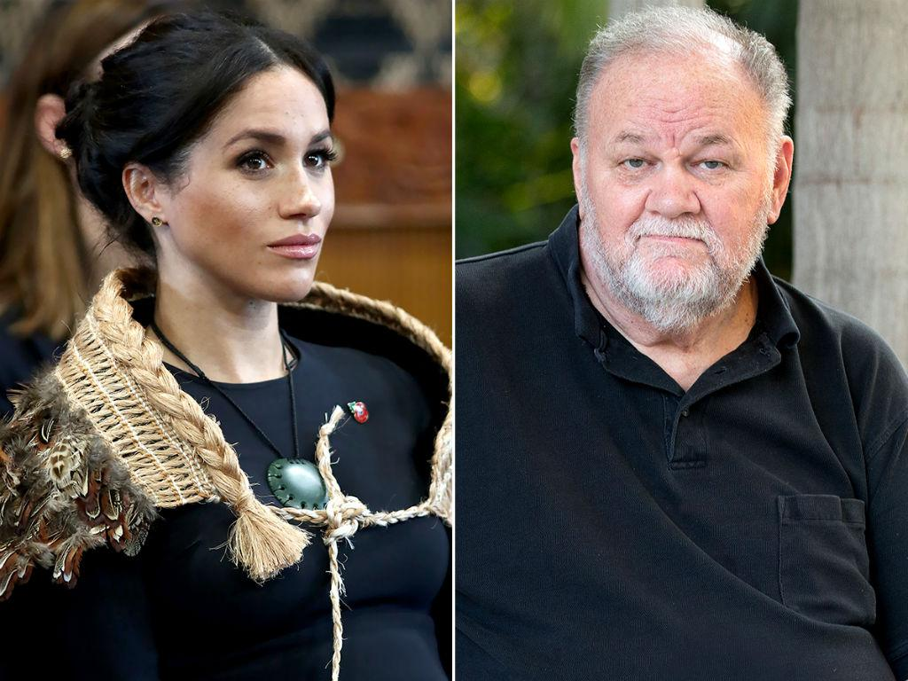 Meghan Markle's Father Thomas Explains Why He Released Her Private Letter Amid Prince Harry Battle With Media