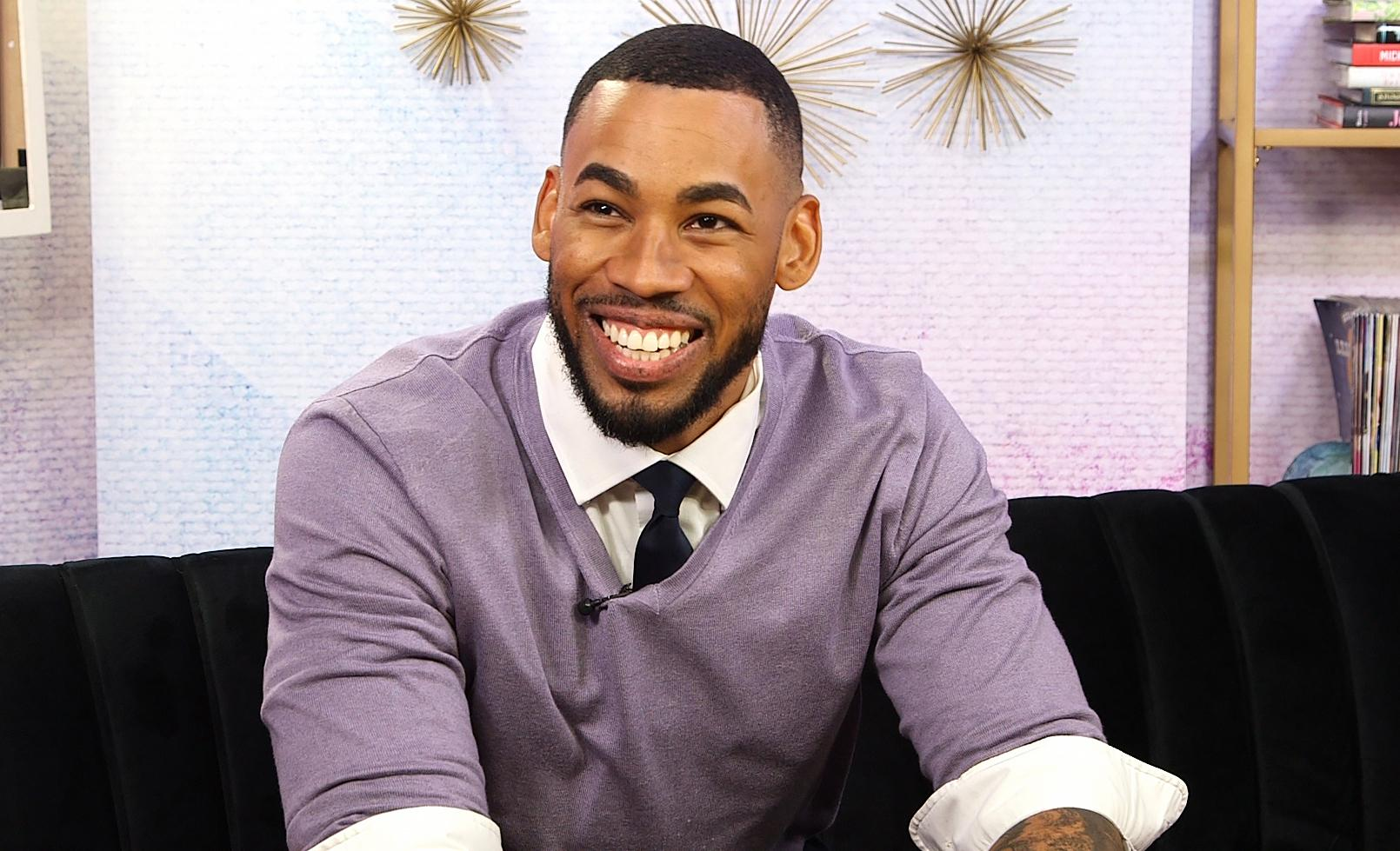 Mike Johnson Will No longer Talk About His Love Life -- Claims Asking Out Keke Palmer Was A Joke
